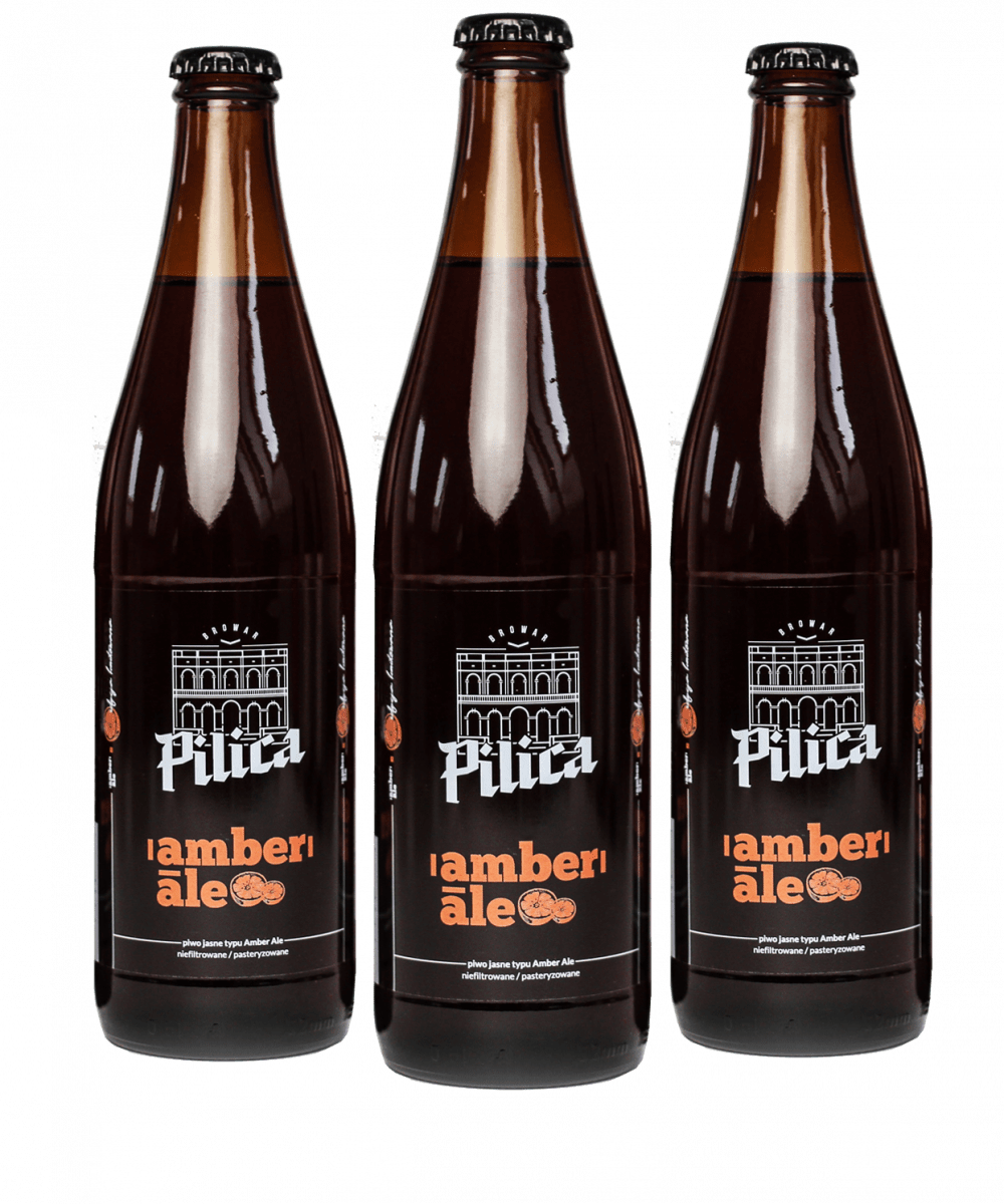 Amber Ale Amber Ale entices the palate with a serious dose of orange flavour. The Belgian yeast does its thing, adding a subtly sweet, delicately full-bodied note. More